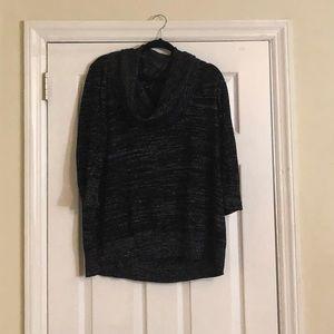 Basic Edition Turtleneck Sweater - Size 2X